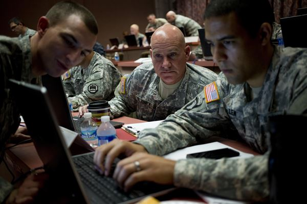 DoD cybersecurity