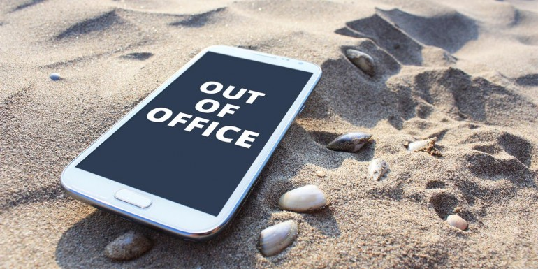 4 Reasons to Unplug During Your Next Vacation
