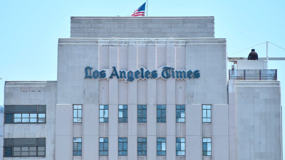 Malware attack disrupts delivery of L.A. Times and Tribune papers across the U.S.