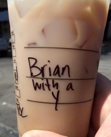 Why You Should Choose a Pseudonym at Starbucks